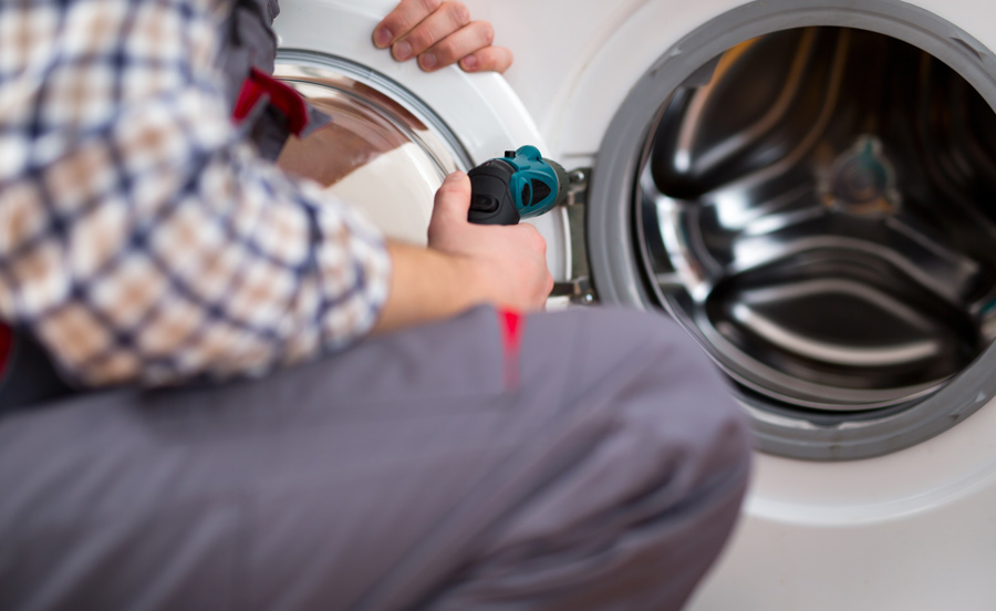 repairs to washing machines in the south of England